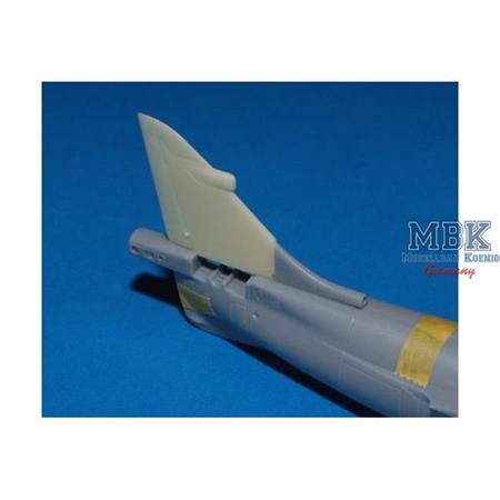 BAe Harrier GR.3 corrected taller fin