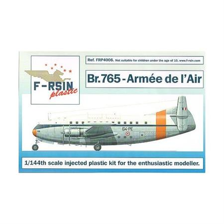 Breguet 765 Deux-Ponts - Armee de l'Air