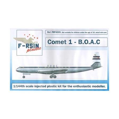 de_Havilland Comet 1. Decals BOAC