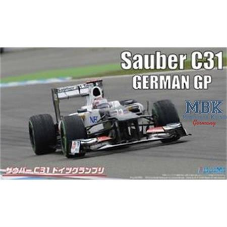 Sauber C30 Germanl GP (GP55)  1/20