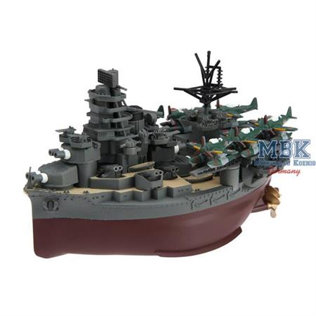 "Chibi-Maru No. 13  ISE  ""Egg-Ship"""