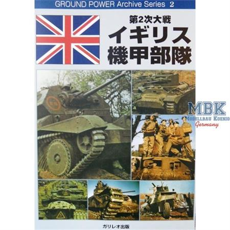 Groundpower Special WWII brit. armored forces