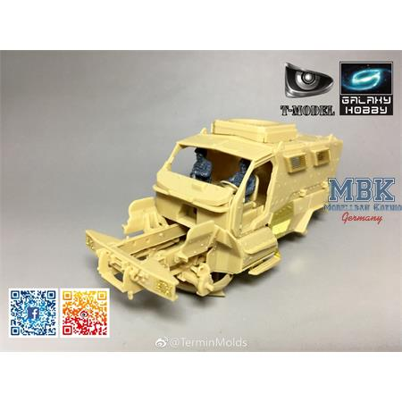 M1224 MaxxPro MRAP with OGPK Turret