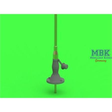 Comrod VHF3088VM antenna straight