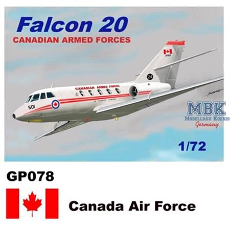 Mystere 20 / Falcon - Canadian Air Force