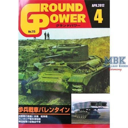 Groundpower #215 (04/2012)