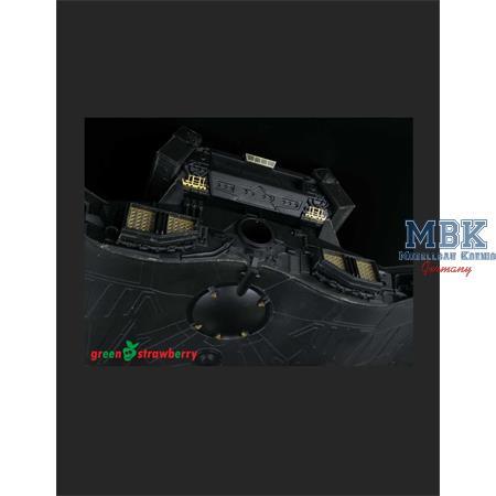 Klingon Bird of Prey - B´rel class 1:350