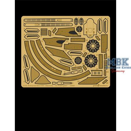 U.S.S. Enterprise NCC-1701 - Discovery