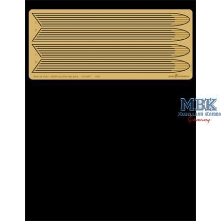 Miranda class - WARP nacelles field grills 1:537