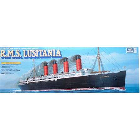 R.M.S. Lusitania