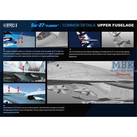 "Su-27UB ""Flanker-C""  ""Heavy Fighter"""
