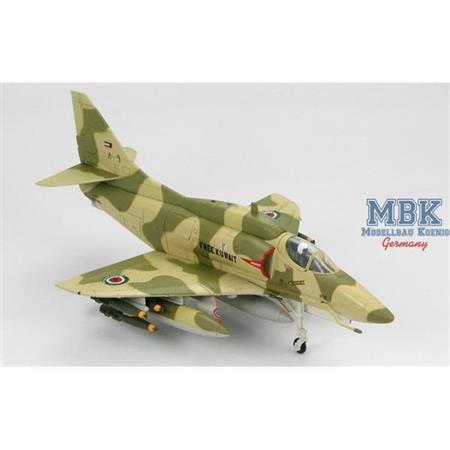 """A-4KU Skyhawk, Kuwait AF, """"Desert Storm"""", 1991"""