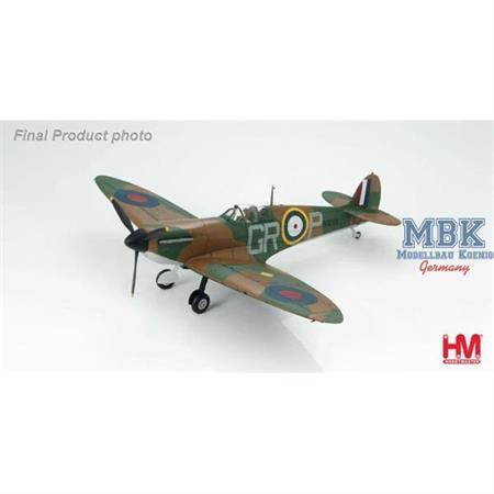 "Spitfire Mk. 1 ""GR-P"" No. 92 Sqd"
