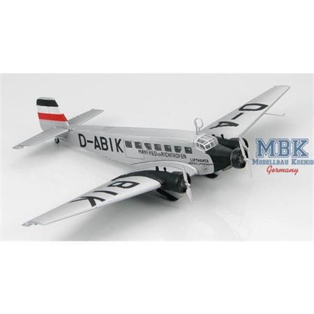 """Ju-52/3m Lufthansa, """"M. v. Richthofen"""" 1936"""