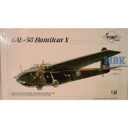 GAL-58 Hamilcar X