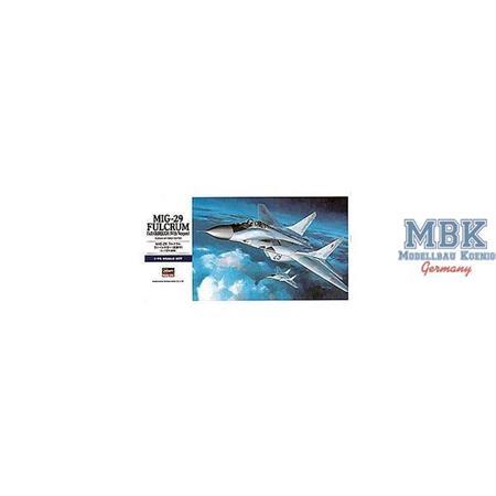 MIG-29 Fulcrum Farnborough