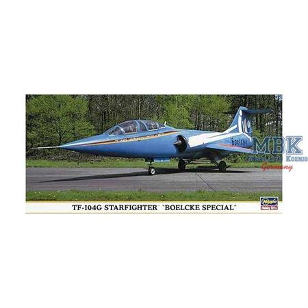 "TF-104G STARFIGHTER \""BOELCKE SPECIAL\"""