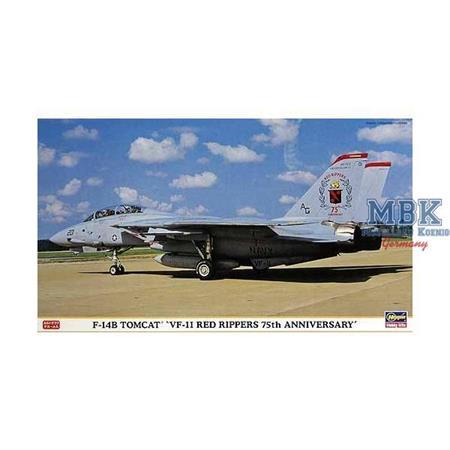"F-14B Tomcat \""VF-11 Red Rippers\"""