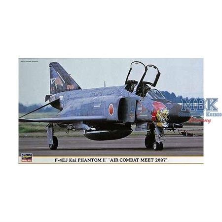 "F-4EJ KAI Phantom II \""Air Combat Meet 2007\"""