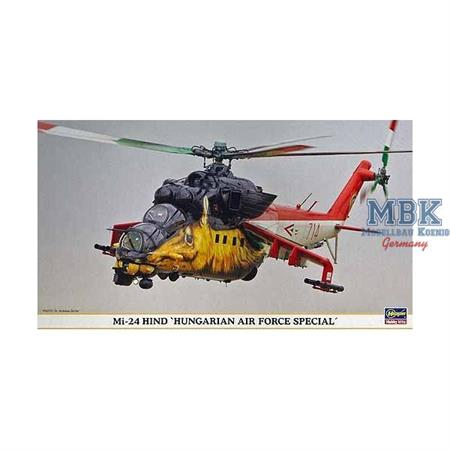 """Mi-24 HIND \""""Hungarian Air Force\"""" (Special Paint)"""