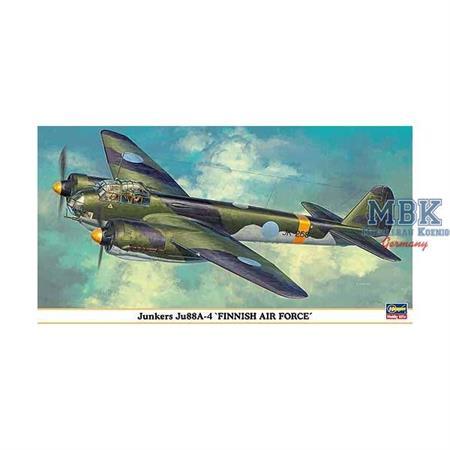 "Ju88A-4 \""FINNISH AIR FORCE\"""