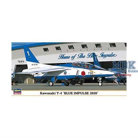 """KAWASAKI T-4 \""""BLUE IMPULSE 2010\"""""""