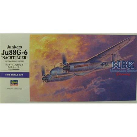 Junkers Ju88G-6 Nachtjäger