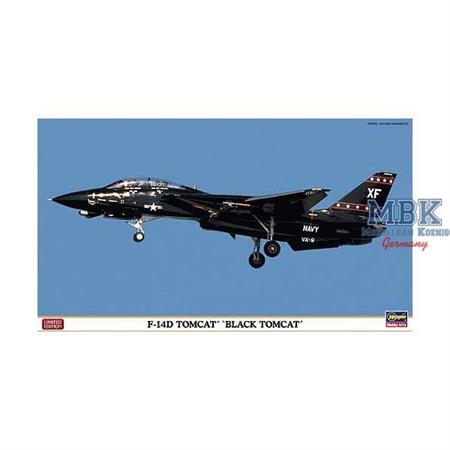 "F-14D Tomcat VX-9 ""Black Tomcat"""