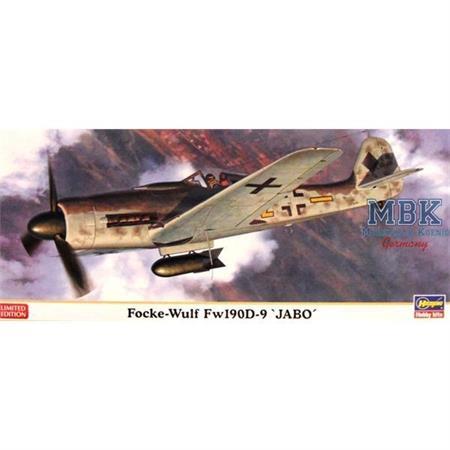 "Focke-Wulf Fw-190D-9 ""Jabo"""