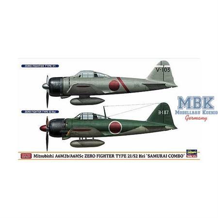 "Mitsubishi A6M2b/c Zero ""Samurai Combo"""