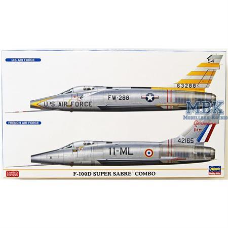 F100D Super Sabre 2 Kits