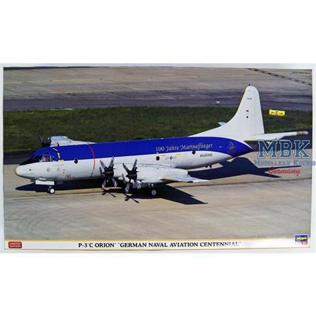 P3C Orion Aufklärungflugzeug der Bundeswehr