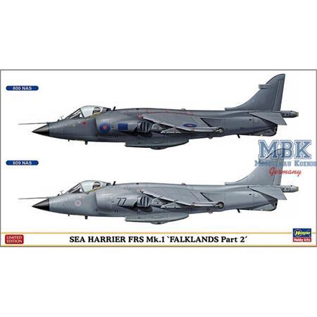 Sea Harrier FRS Mk 1 Falklands Part 2