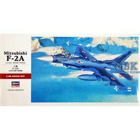 Mitsubishi F-2A     PT27