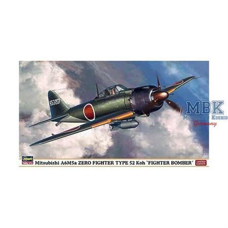 "Mitsubishi A6M5a Zero Type 52 Koh ""Fighter Bomber"""