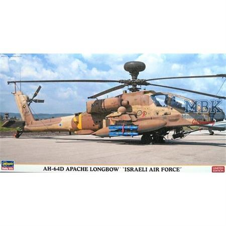 "AH-64D Apache Longbow ""Israeli Air Force"""