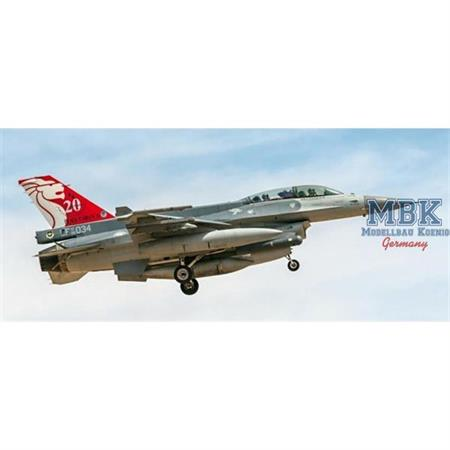 F16D Fighting Falcon  'Singapore Air Force'