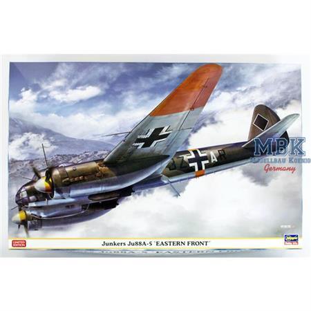 Junkers Ju88A-5 Ostfront  1/48