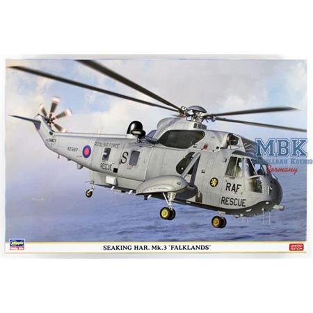 Seaking Harrier Mk3 Falklands  -Limitiert-  1/48