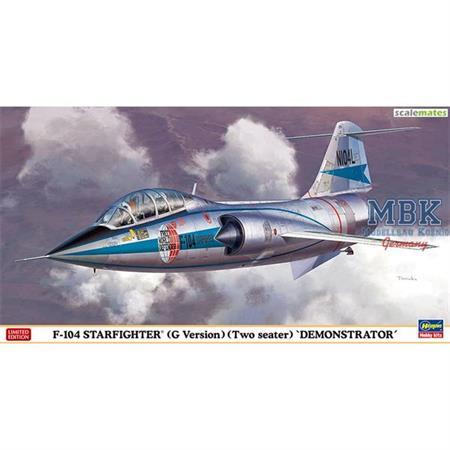 TF 104G Starfighter  -Limitiert-  1/48