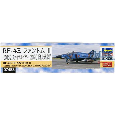 RF-4E Phantom II 501SQ Final Year 2020 LIMITIERT