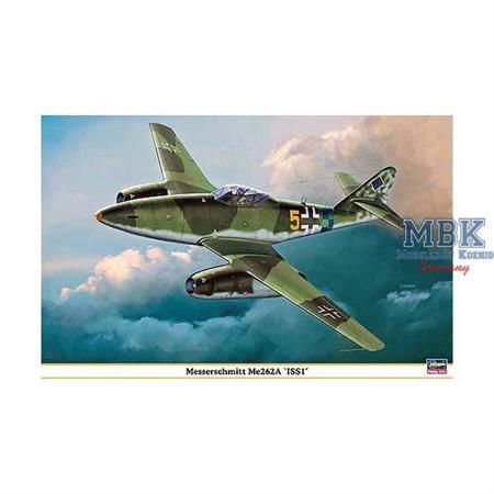 """Messerschmitt Me262A \""""ISS1\"""""""