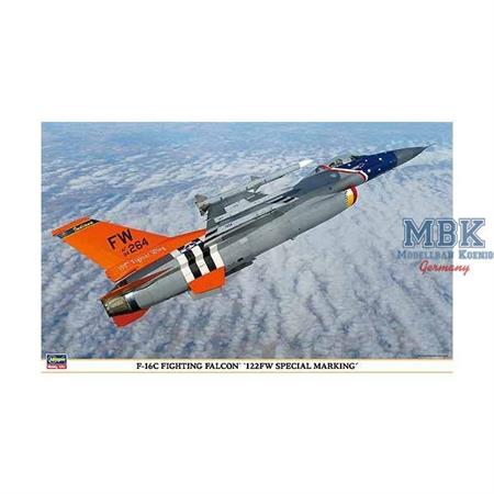 """F-16C FIGHTING FALCON \""""122FW SPECIAL MARKING\"""""""