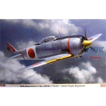 Nakajima Ki-44-II Hei Shoki (Tojo) 246th FReg