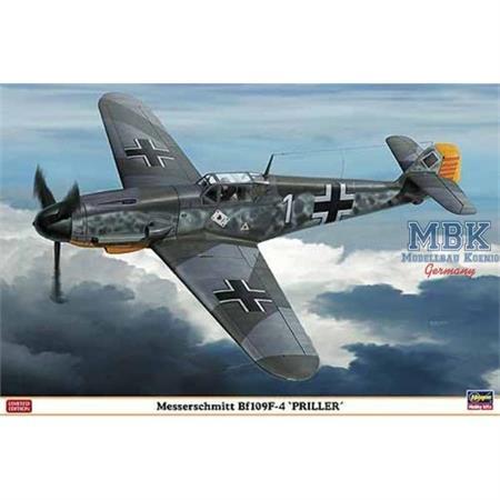 """Messerschmitt Bf-109 F4 """"Priller"""""""
