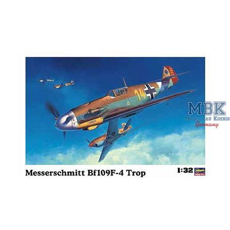 Messerschmitt Bf109 F4 Trop  (ST31)