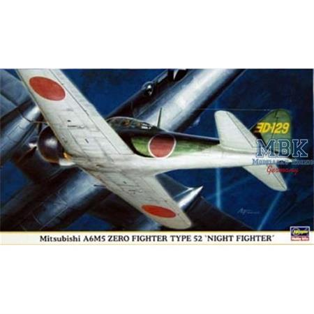 A6M5 Zero Fighter Type 52 'Night Fighter'