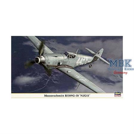 """Messerschmitt Bf109G-10 \""""NJG 11\"""""""