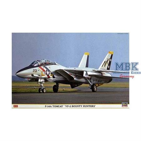 "F-14A TOMCAT \""VF-2 BOUNTY HUNTERS\"""