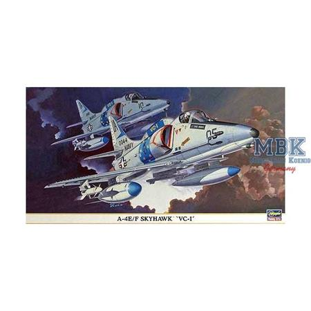 "A-4E/F Skyhawk \""VC-1\"""